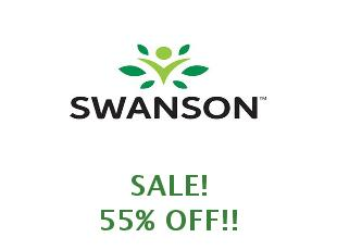Discount code Swanson Vitamins save up to 30$