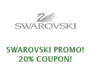 Promotional codes Swarovski