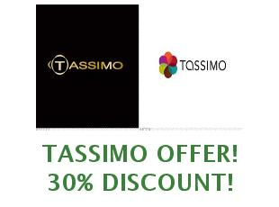 Discount coupon Tassimo save up to 40%
