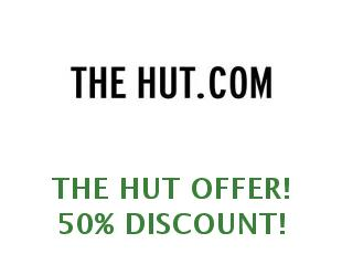 Promotional code The Hut 20% off verified