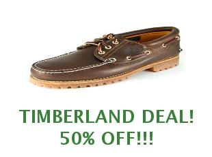 Discounts Timberland save up to 20%