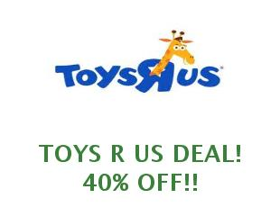 Coupons Toys R Us