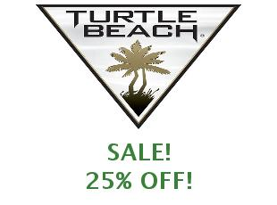 Discount code Turtle Beach save up to 10%