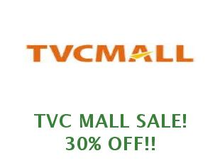 Discount code TVC Mall save up to 30$