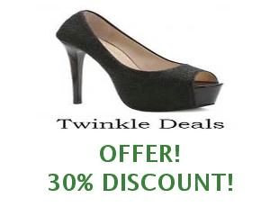 Discounts Twinkle Deals save up to 20%