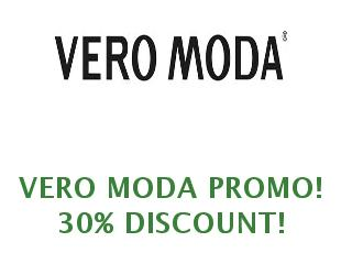 Promotional offers and codes Vero Moda save up to 10%