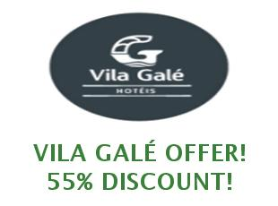 Discounts Vila Galé save up to 50%