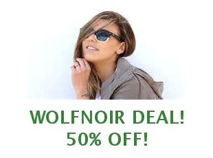 Promotional codes and coupons Wolfnoir save up to 20%
