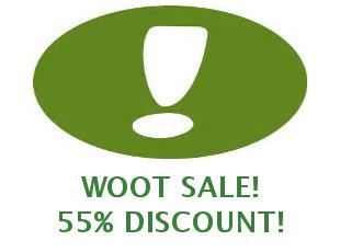 Discount coupon Woot save up to 10%