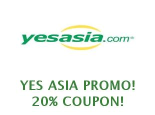 YesAsia Coupon & Promo Codes