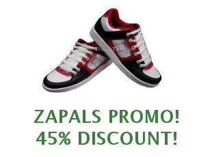 Promotional code Zapals save up to 50%
