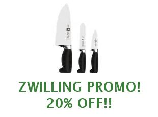 Promotional code Zwilling save up to 20%